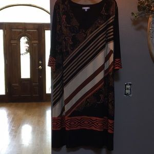 Sandra Darren Size 18W dress